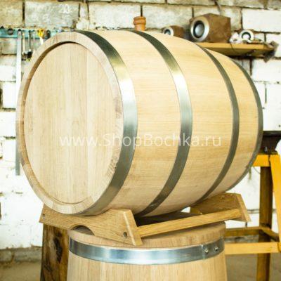 Дубовая бочка 100 литров из Кавказского дуба