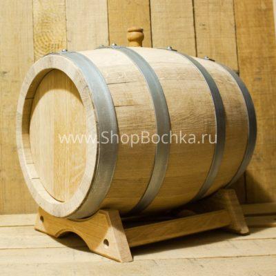 Дубовая бочка 15 литров из Кавказского дуба