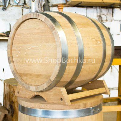 Дубовая бочка 50 литров из Кавказского дуба