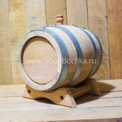 Дубовая бочка 5 литров из Кавказского дуба