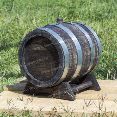 Дубовая бочка 5 литров под старину из Кавказского дуба