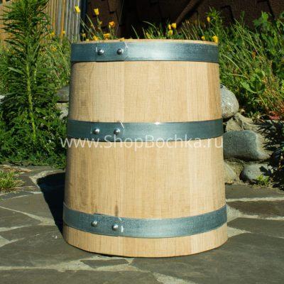 Дубовая кадка 50 литров для засолки из Кавказского дуба