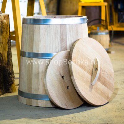 Дубовая кадка 100 литров для засолки из Кавказского дуба