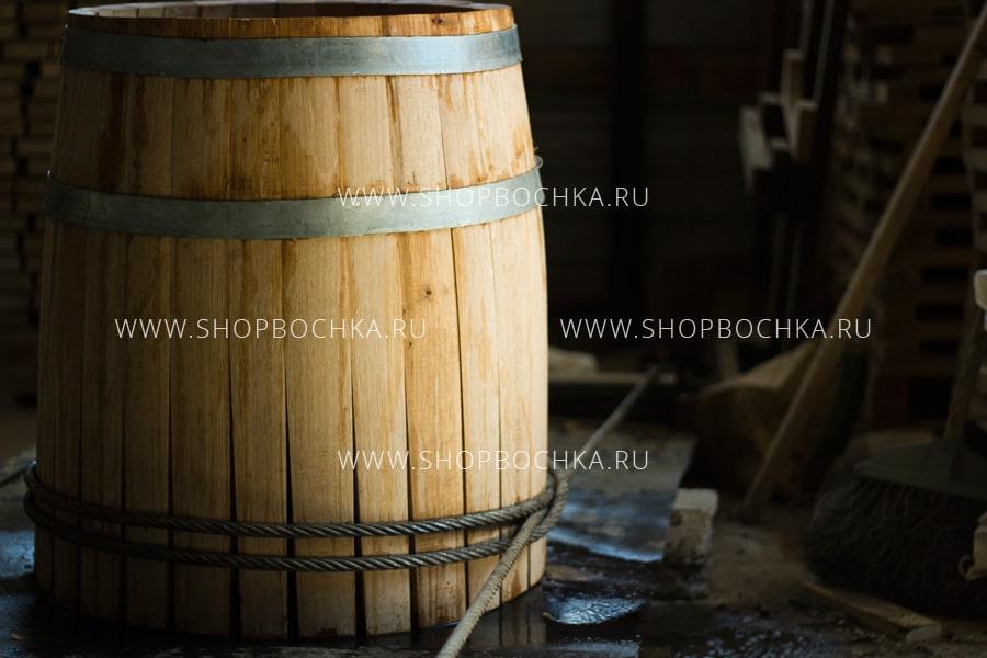 Процесс изготовления дубовой бочки