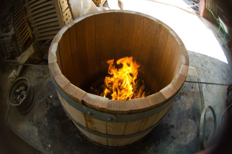 Изготовление дубовой бочки на 100 литров